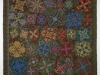 KALEIDOSCOPIC XXXVIII Millifiori 82 x 82 2013 Whole Quilt Jpeg